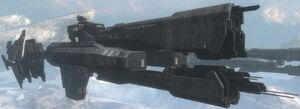 HaloReach - Frigates