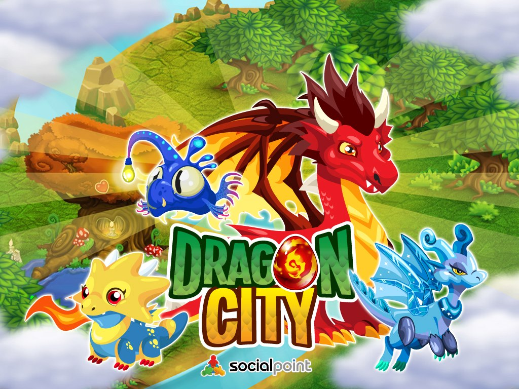Dragones - Wiki Dragon City 2012
