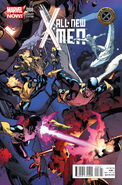 All-New X-Men Vol 1 8 X-Men 50th Anniversary Variant
