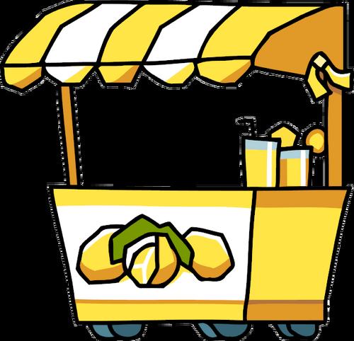 Lemonade Stand - Scribblenauts Wiki
