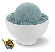 Angry Birds Ice Cream - Light Blueberry 2