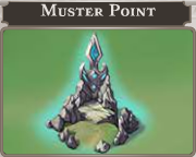 Amazon Muster Point icon