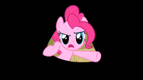 Pinkie Pie iris wipe S1E21