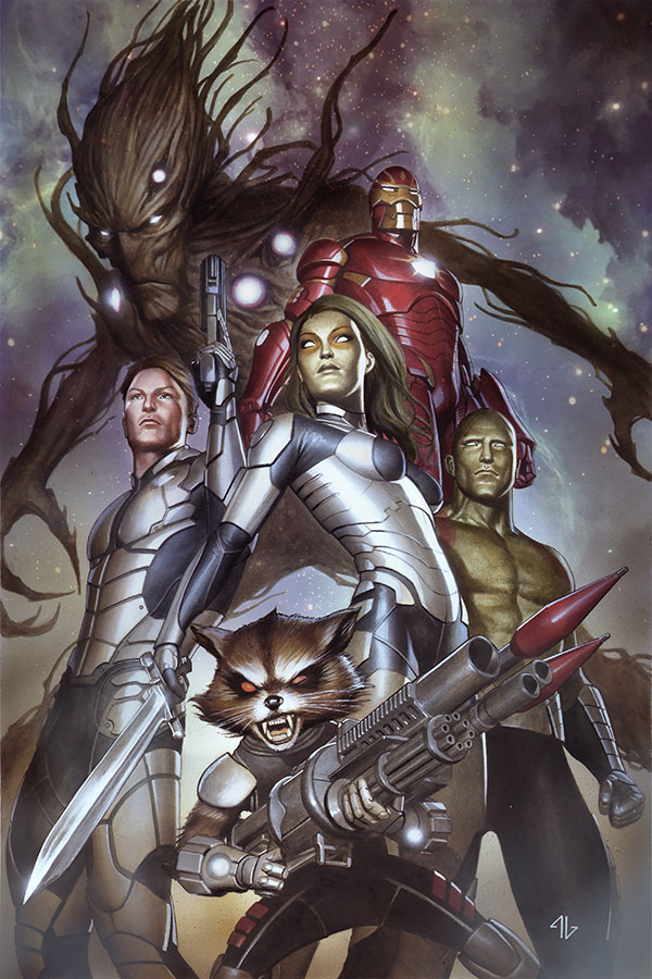 Guardians of the galaxy vol 3 1 marvel comics database
