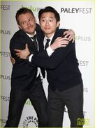 Paleyfest Hardwick and Yeun