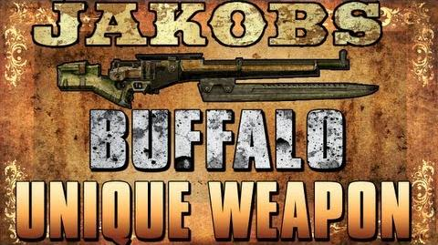 Borderlands 2 - Buffalo - Unique Weapon