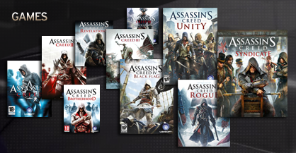 Table Online Game Order Of The Assassins Creed Games
