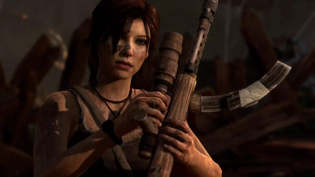 New Tomb Raider Guide to Survival Trailer