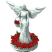 Angel Rose Sculpture-icon
