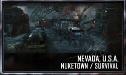 Nuketown Zombies BOII