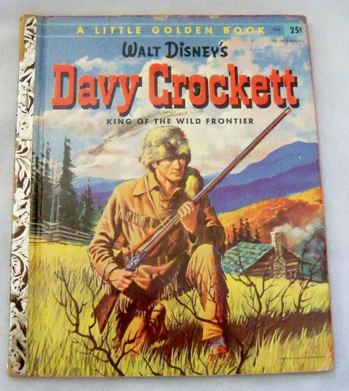 a biography of davy crockett the king of the wild frontier Davy crockett, king of the wild frontier full movie 1955 top - duration: 1 hour, 24 minutes.