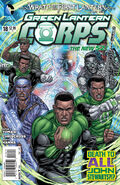 Green Lantern Corps Vol 3 18
