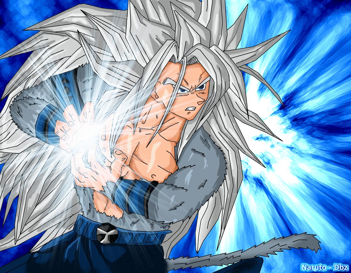 goku formando el ataque usuarios goku solo si esta en ssj5 o superior    Goku Super Saiyan 4 Kamehameha X10
