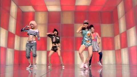 "Miss A ""Breathe"" (Dance Ver"