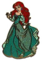 Princess Ariel Glitter Dress (The Little Mermaid)