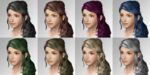 Hair Colors (SSM SLASH)
