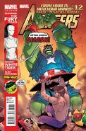 Marvel Universe Avengers - Earth&#39;s Mightiest Heroes Vol 1 12