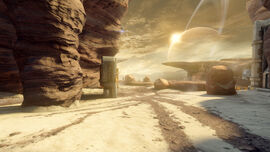 Halo 4 Castle Map Pack Outcast 1