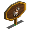 Mini Appaloosa Foal Mastery Sign-icon