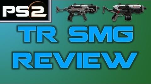 Planetside 2 - Terran Republic SMG review - Mr. G4F