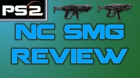 Planetside 2 - New Conglomerate SMG review - Mr. G4F-0