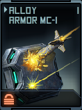 Alloy Armor MC-1