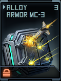 Alloy Armor MC-3