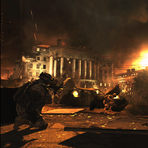 Of Their Own Accord menu image MW2