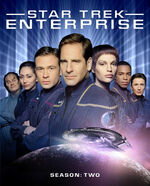 ENT Season 2 Blu-ray cover