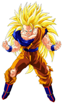 Super Sayian 3