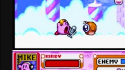 Kirby's Mike Randomity