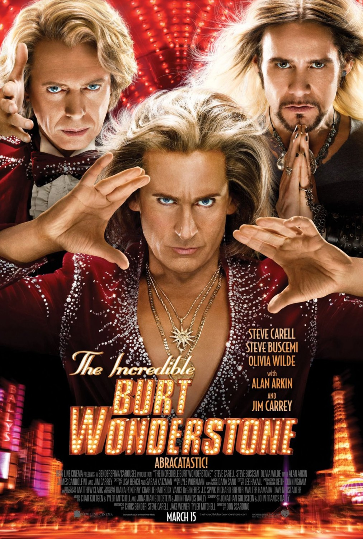 El Increible Burt Wonderstone [2013] [Dvdrip] [Latino]