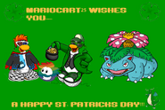 Mariocart25's St. Patty's Day gift