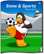 Snow and Sports March 2013
