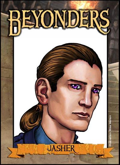Jasher Beyonders Wiki