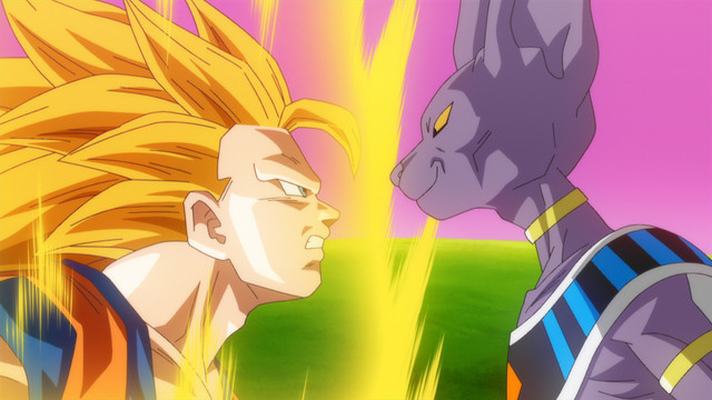 Dragon Ball Z: Battle of Gods Gokussj3bill