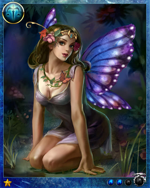 Flower Fairy - Reign of Dragons Wiki