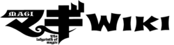 Magi Wiki-wordmark