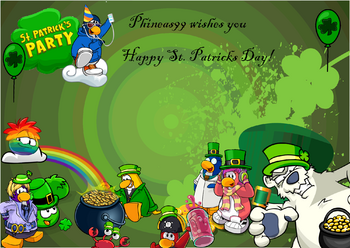 St Patricks Day 2013 Gift from Phineas99 Historicalcp Mordecai