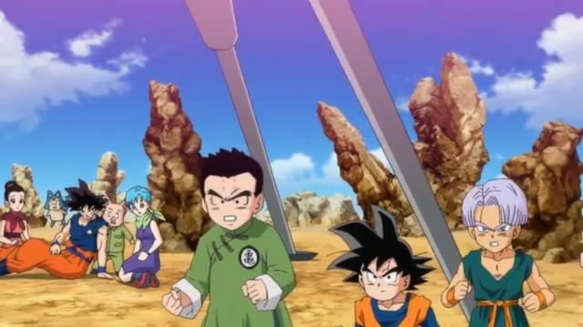 """Dragon Ball Z, """"La batalla de los dioses"""" - Taringa!"""