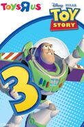 Buzz Lightyear poster 002