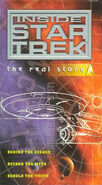 Inside Star Trek - The Real Story US VHS cover