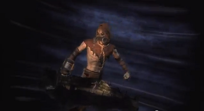 Scarecrow Fear Gas effect