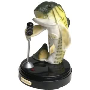 Big mouth billy bass superstar all about singing fish wiki for Billy bass fish