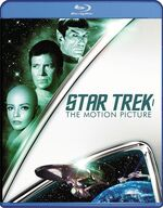 Star Trek The Motion Picture Blu-ray cover Region A