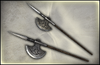Twin Axes - 1st Weapon (DW8)