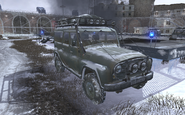UAZ-469 The Gulag MW2