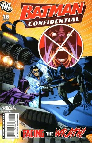 Cover for Batman Confidential #16 (2008)