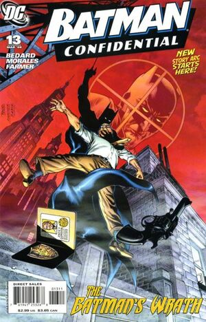 Cover for Batman Confidential #13 (2008)