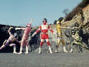 Bioman (Turboranger special)